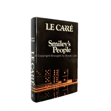 Smiley's People Signed John le Carré First Edition Published Hodder & Stoughton 1980